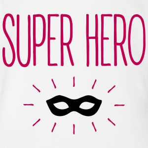 Super Hero Baby Bodysuits - Short Sleeve Baby Bodysuit