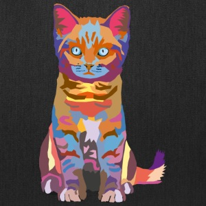 wpap kitten Bags & backpacks - Tote Bag