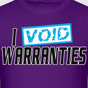 I void waranties - Men's T-Shirt
