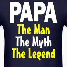 papa the man the myth the