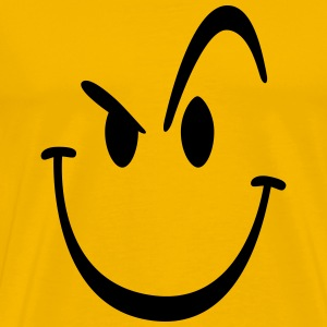 smiley T-Shirts - Men's Premium T-Shirt
