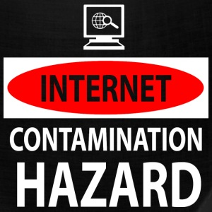 Internet – contamination hazard Caps - Bandana