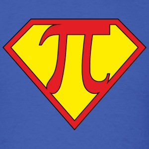 Super Pi - Men's T-Shirt