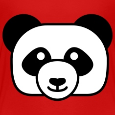 Friendly Panda Baby & Toddler Shirts