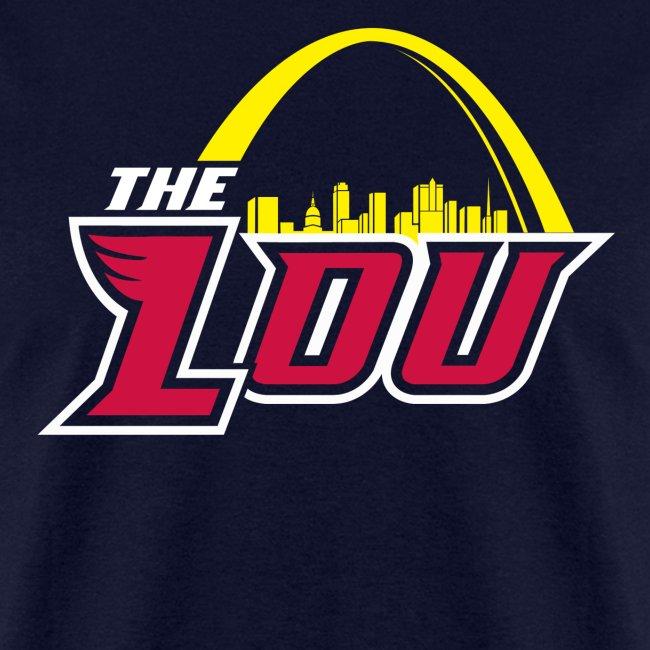 The Lou Navy Tee