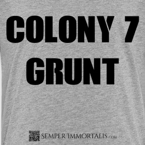 Kid's Colony 7 Grunt shirt - Kids' Premium T-Shirt