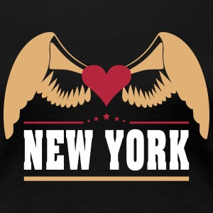 New York Women's T-Shirts - Women's Premium T-Shirt
