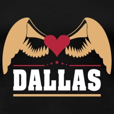 Dallas Women's T-Shirts