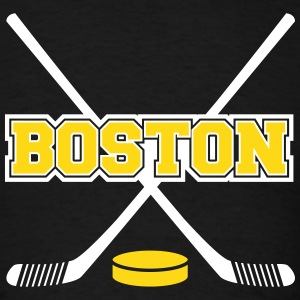 Boston Hockey - Men's T-Shirt