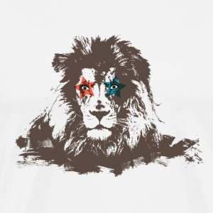 Lion Head shirt - Men's Premium T-Shirt