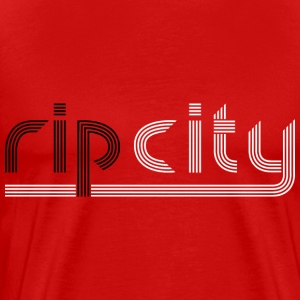 Rip City Red Shirt - Men's Premium T-Shirt