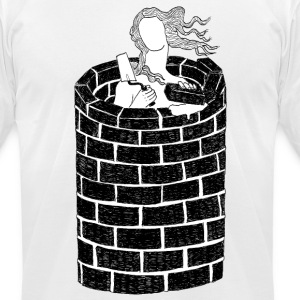 Venus off the wall - Men's T-Shirt by American Apparel