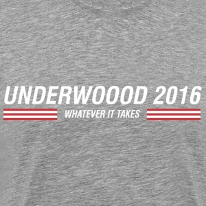 UNDERWOOD 2016 T-Shirts - Men's Premium T-Shirt