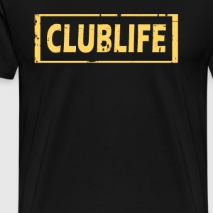 clublife - Men's Premium T-Shirt