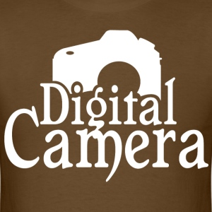 Digital camera - Men's T-Shirt