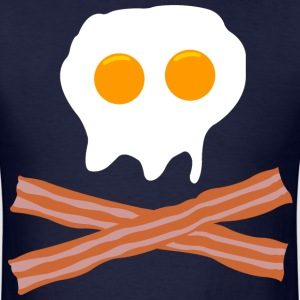 Eggs bacon - Men's T-Shirt