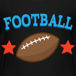 Football Player Coach Fan Kids' Shirts - Kids' Premium T-Shirt