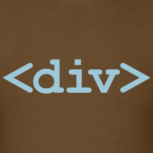 div-closed T-Shirts - Men's T-Shirt