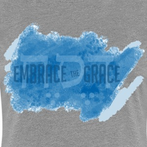 Embrace The Grace Women's T-Shirts - Women's Premium T-Shirt