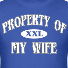 Property of my wife