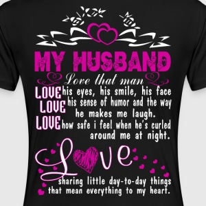 Love my husband - Women's Premium T-Shirt