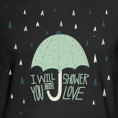 Shower with love Long Sleeve Shirts