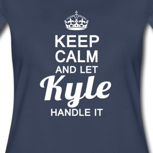 Let Kyle handle It! - Women's Premium T-Shirt