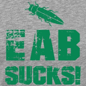 EAB Sucks T-Shirts - Men's Premium T-Shirt