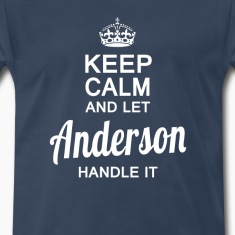 Let Anderson handle it