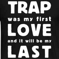 trap first love T-Shirts