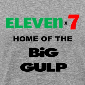 0257 - Big Gulp - Men's Premium T-Shirt