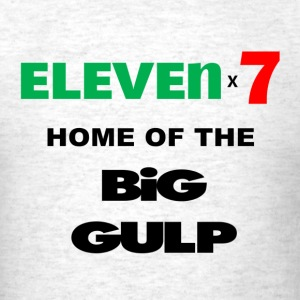 0257 - Big Gulp - Men's T-Shirt