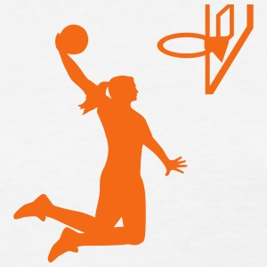 Basketball Women's T-Shirts - Women's T-Shirt
