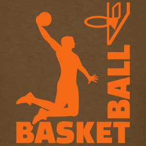 Basketball T-Shirts - Men's T-Shirt