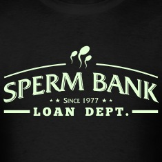 Sperm Bank (Glow In The Dark)