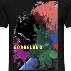 Bunny Doom Bordeland  - Men's Premium T-Shirt