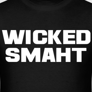 Wicked smaht - Men's T-Shirt