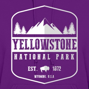 Yellowstone National Park Hoodies - Women's Hoodie