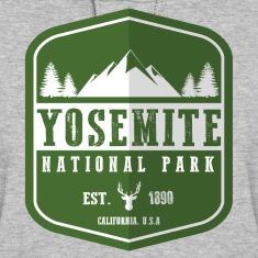 Yosemite National Park Hoodies