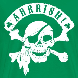 Irish Pirates T-Shirts - Men's Premium T-Shirt