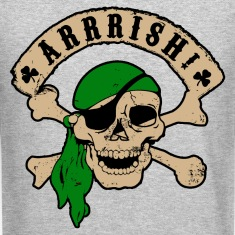 Irish Pirates Long Sleeve Shirts