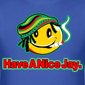 HAVE A NICE JAY T - Men's T-Shirt