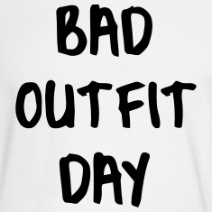 BAD OUTFIT DAY Long Sleeve Shirts