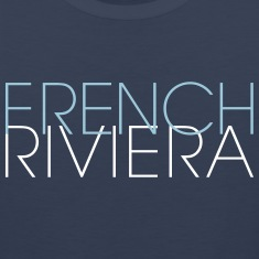 French Riviera Tank Tops