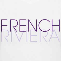 French Riviera Women's T-Shirts