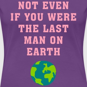 not_even_if_you__02201607_3c Women's T-Shirts - Women's Premium T-Shirt