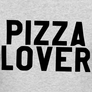 PIZZA LOVER Long Sleeve Shirts - Men's Long Sleeve T-Shirt by Next Level