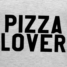 PIZZA LOVER Tanks