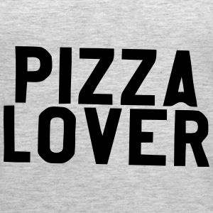 PIZZA LOVER Tanks - Women's Premium Tank Top