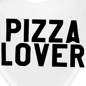 PIZZA LOVER Caps - Bandana